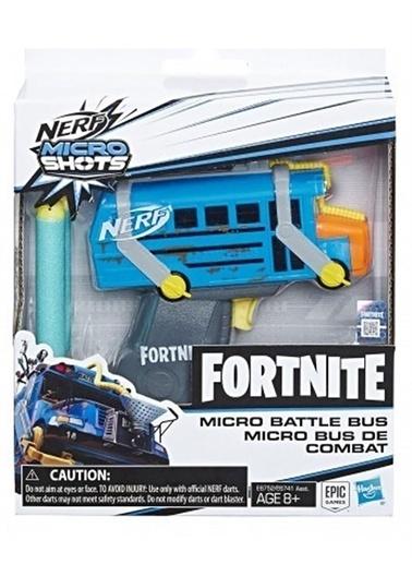 Hasbro Nerf Fortnite Micro Shots Dart Firing Bus E6741 E6752 Renkli
